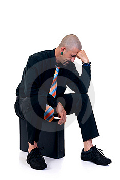 Alternative Businessman Royalty Free Stock Photo - Image: 6517105