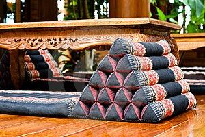 muebles tailandeses fotograf a de archivo libre de