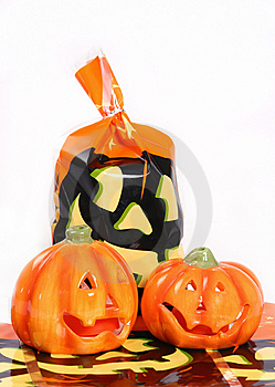 Trick Or Treat Stock Photography - Image: 6518602