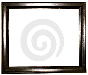 Old Wooden Frame Royalty Free Stock Images - Image: 6519869