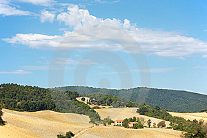 Tuscan Landscape Royalty Free Stock Photography - Image: 6519977