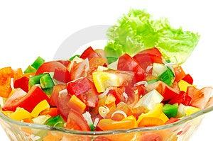 Salad Stock Image - Image: 6521611