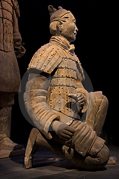 Terra-cotta Warrior Stock Photo - Image: 6524100