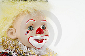 Clown Face Stock Photos - Image: 6527513