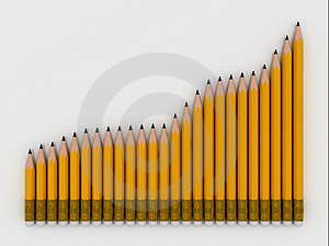 Group Of Pencils Stock Image - Image: 6531041