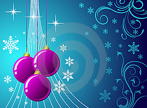 Blue Decoration Royalty Free Stock Images - Image: 6531329
