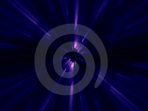 Black Micrrored Violet Shines Royalty Free Stock Images - Image: 6533479