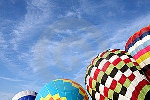Hot Air Balloons Stock Image - Image: 6536061