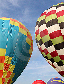 Hot Air Balloons Stock Image - Image: 6536151