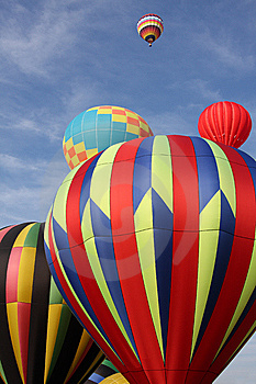 Hot Air Balloons Stock Images - Image: 6536234