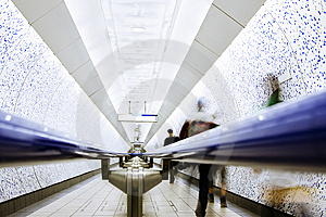 London Underground Royalty Free Stock Photography - Image: 6538077
