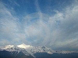 Meili Mountain Royalty Free Stock Photos - Image: 6541268