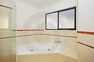 Bathroom 4 Royalty Free Stock Images - Image: 6544749