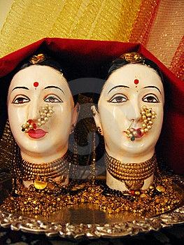 Jeweled Goddess Royalty Free Stock Images - Image: 6547619