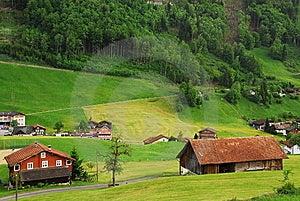 Village Landmarks Royalty Free Stock Photos - Image: 6551758