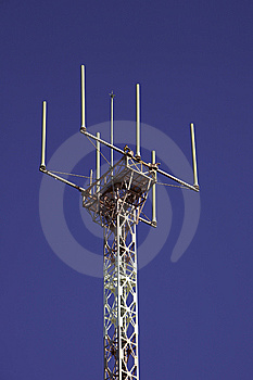 Antenna Royalty Free Stock Photo - Image: 6553835