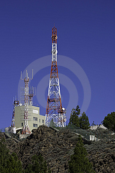 Antenna Stock Photography - Image: 6553882