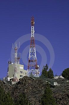 Antenna Stock Photography - Image: 6553882