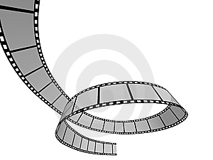 Film Strip Royalty Free Stock Images - Image: 6553959