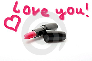 Love You Royalty Free Stock Photo - Image: 6556895