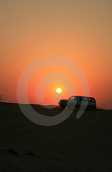 Sunset Stock Photo - Image: 6556910
