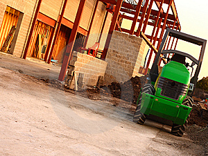Construction Yard Royalty Free Stock Photography - Image: 6557777
