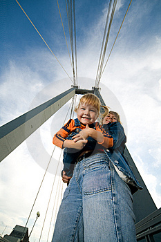 Mother Hold Child Stock Photos - Image: 6561113