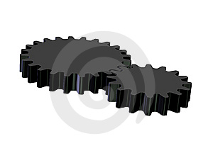 3d Wheels Stock Image - Image: 6561691