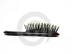 Hairbrush Royalty Free Stock Image - Image: 6564086