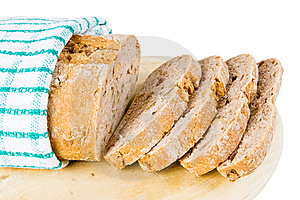A Loaf Of Fresh Bread Stock Photos - Image: 6566263