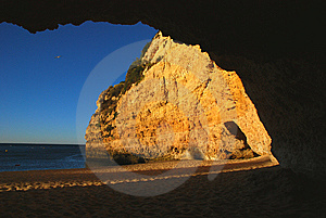 Portugal Seaside 17 Royalty Free Stock Images - Image: 6567269
