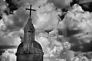 Religious Monument Stock Photography - Image: 6567342
