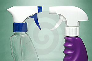 Cleaning Products Stock Image - Image: 6569191