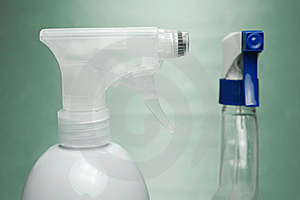 Cleaning Products Royalty Free Stock Photography - Image: 6569247