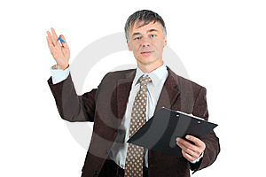 Businessman Royalty Free Stock Photography - Image: 6569667