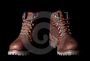 Brown Boots Royalty Free Stock Photo - Image: 6572885