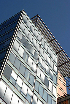 Modern Office Building Stock Images - Image: 6574714