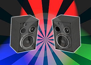 Audio System Stock Photography - Image: 6582212