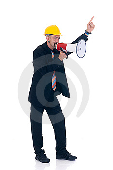 Alternative Businessman Stock Image - Image: 6583441