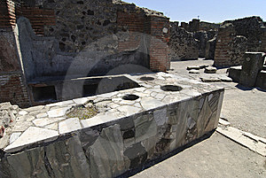 Pompei Stock Images - Image: 6584324
