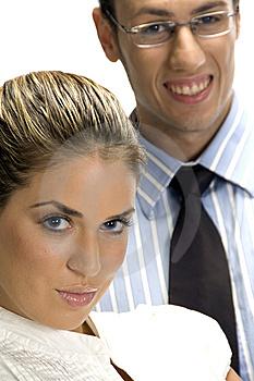 Partner Biznesowy Drużyna Zdjęcie Royalty Free - Obraz: 6585295
