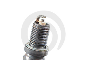 Spark Plug Stock Photo - Image: 6590820