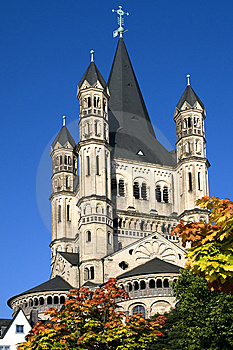 Church Tower Royalty Free Stock Photography - Image: 6594767