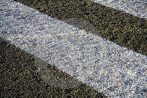 Painted Gravel Royalty Free Stock Photography - Image: 660437