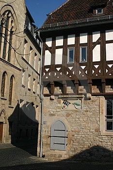 Erfurt Royalty Free Stock Photos - Image: 669798