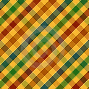 Fall Plaid Pattern Stock Photos - Image: 6600403