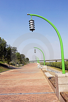 Street Lamp Stock Images - Image: 6600414