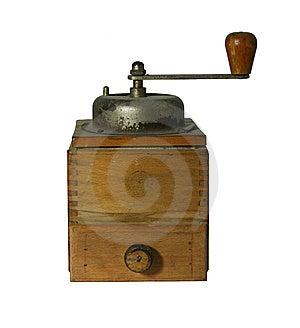 Vintage Coffee Grinder Stock Images - Image: 6602054