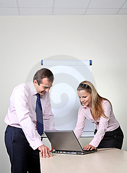 Business colleagues Royalty Free Stock Image