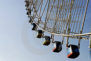 Ferris Wheel Royalty Free Stock Images - Image: 6603269